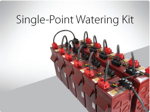 Single-Point Watering Kit