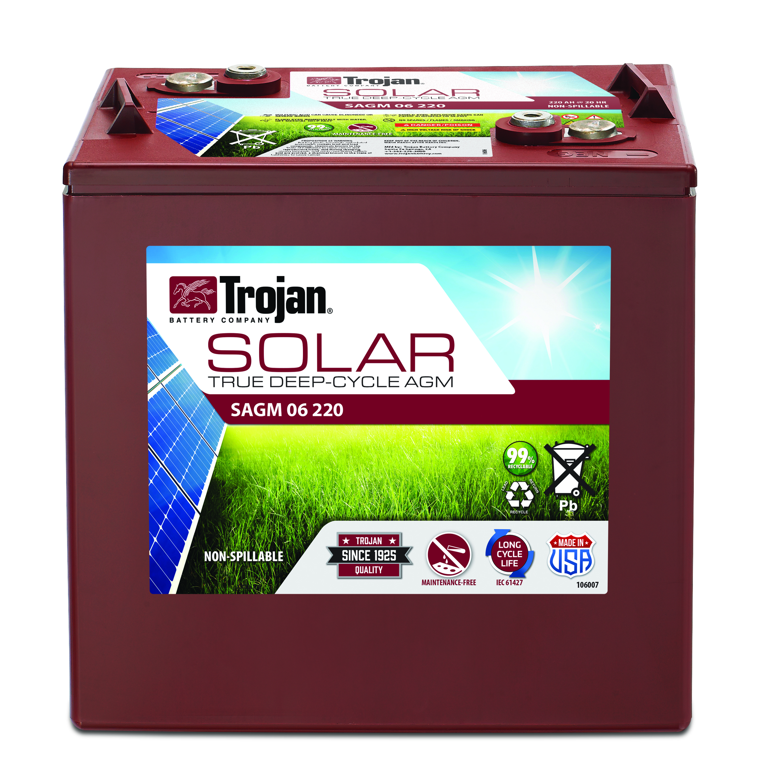 What Are The Best Batteries For Solar Off Grid