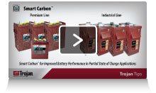 Smart Carbon - Improve Battery Performance in Partial State of Charge